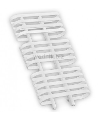 Grzejnik łazienkowy Biotherm Malta 53/115 1355W biały