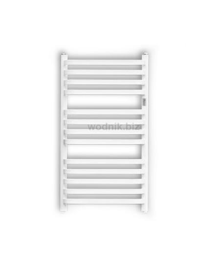 Grzejnik łazienkowy Biotherm Africa 53/ 75 551W biały