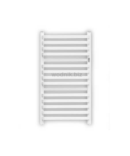 Grzejnik łazienkowy Biotherm Aruba 43/ 75 887W biały