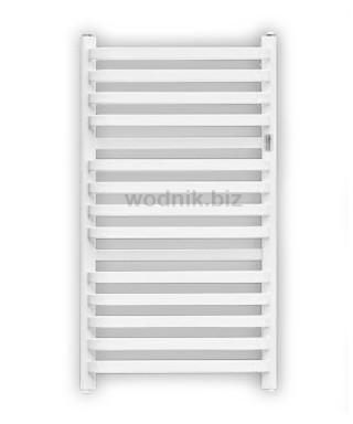 Grzejnik łazienkowy Biotherm Aruba 53/ 75 1019W biały
