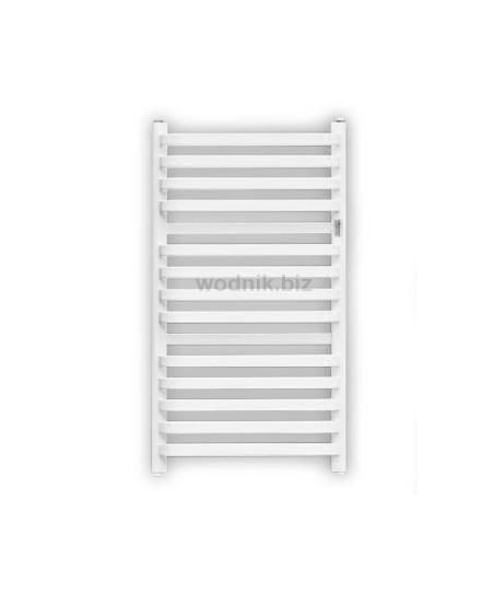 Grzejnik łazienkowy Biotherm Aruba 53/ 95 1289W biały