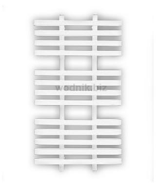 Grzejnik łazienkowy Biotherm Malta 53/135 1571W biały