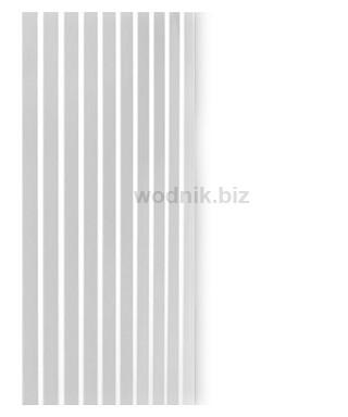Grzejnik łazienkowy Biotherm Sumatra 40/120 678W biały